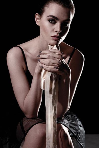 Broken-Ballerina collezione autunno 2015 ciatè Sephora