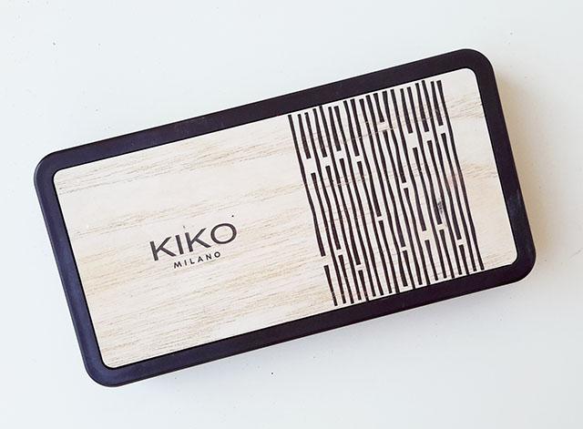 kiko fondotinta compatto modern tribes