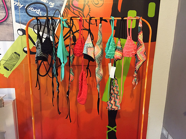 FAANJ BEACHWEAR collezioni costumi estate 2016