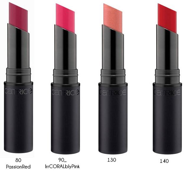 Ultimate Stay Rossetto Labbra catrice cosmetics TRUCCO LABBRA 2015 2016 2