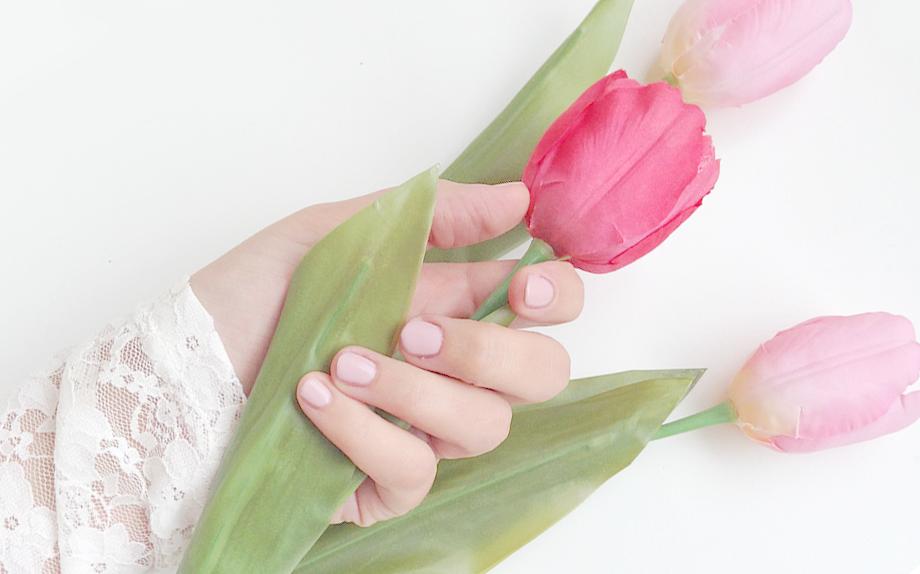smalto semipermanente unghie corte