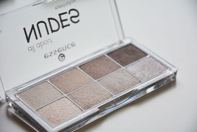 palette essence all about nudes