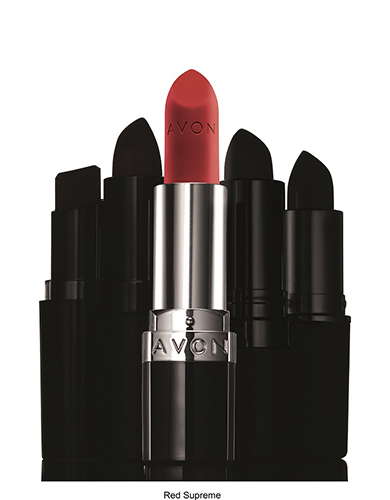 avon ROSSETTO PERFECTLY MATTE