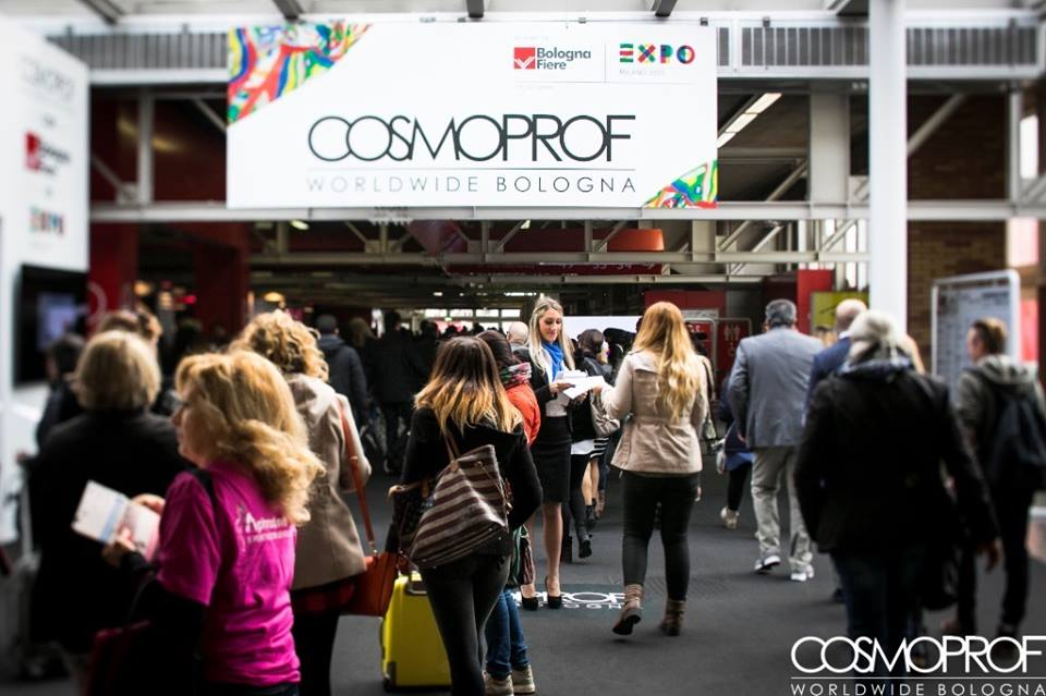 Credits Photo: www.facebook.com/CosmoprofWorldWideBologna