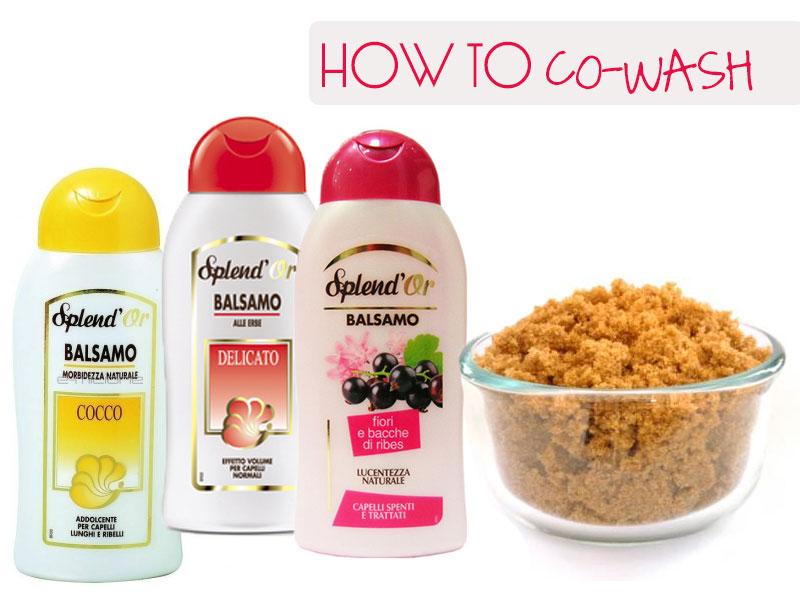 come lavare i capelli senza shampoo