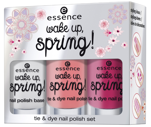 essence wake up, spring