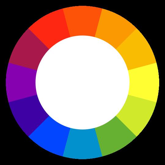 cerchio di Itten - come truccare gli occhi marronicerchio di Itten - come truccare gli occhi marroni