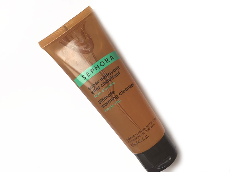 Sephora-Ultimate-Warming-Cleanser