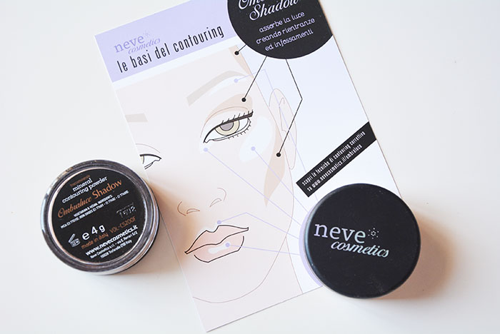 Neve Cosmetics Kit Counturing ombraluce duo