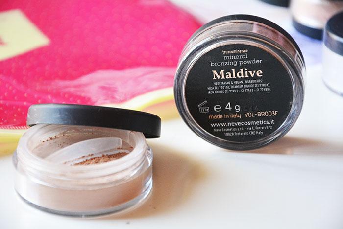 Neve Cosmetics Terra Minerale Opaca Maldive