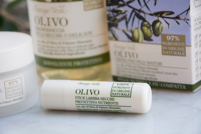 Bottega Verde linea Olivo - stick labbra