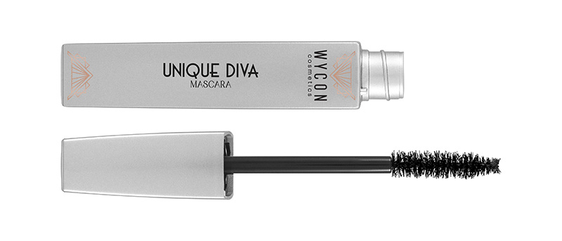 WYCON unique diva mascara