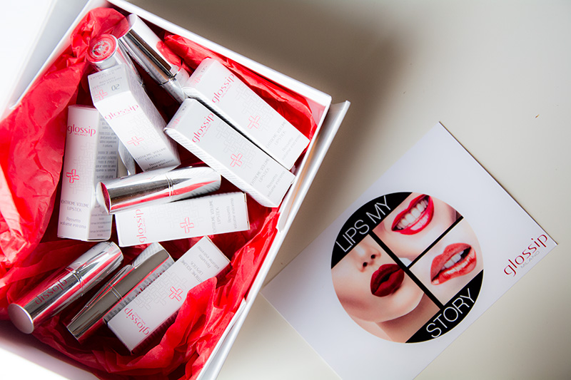 GLOSSIP Lipstick Extreme Volume