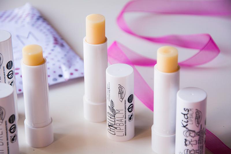 purobio cosmetics lipbalm