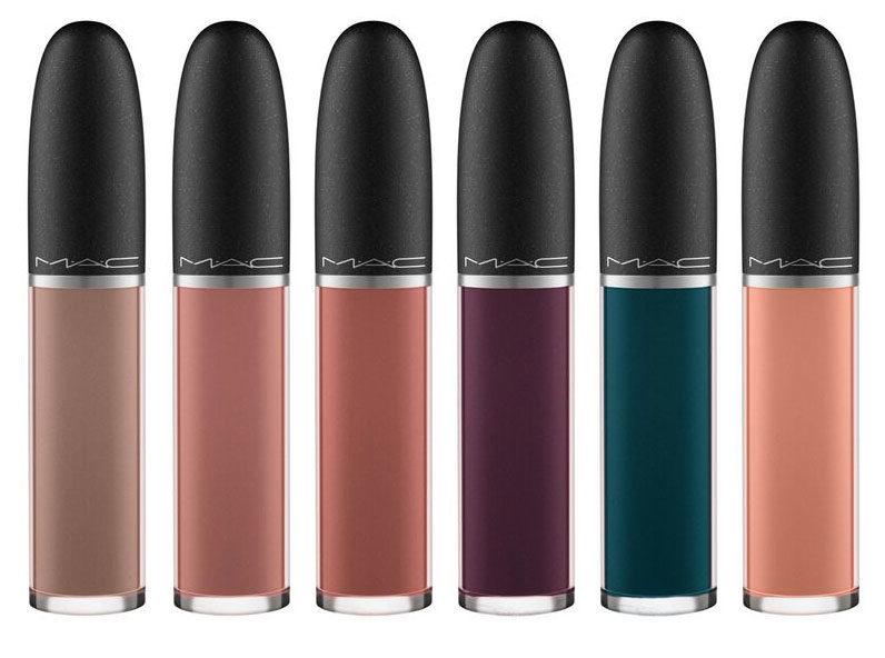 Mac Retro matte lip colour