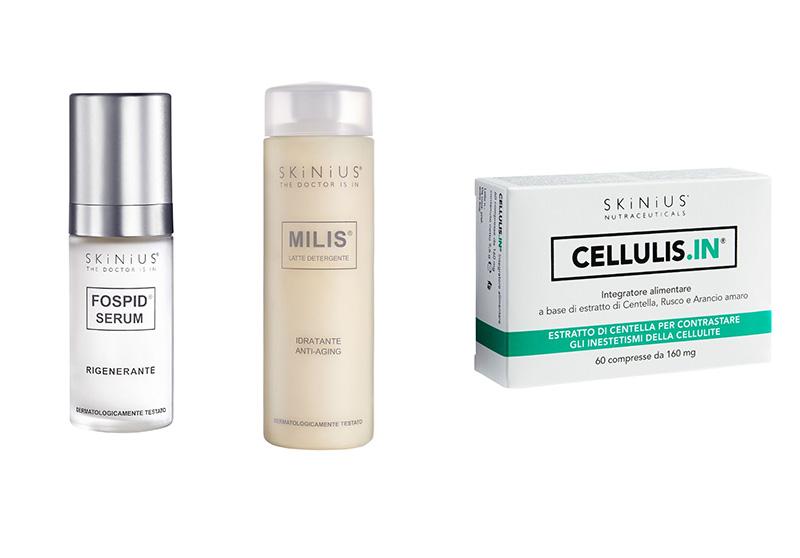 SKINIUS: la routine detox e idratante per una nuova pelle