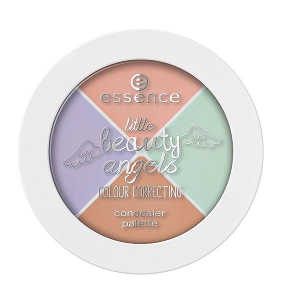 essence little beauty angels COLOUR CORRECTING concealer palette