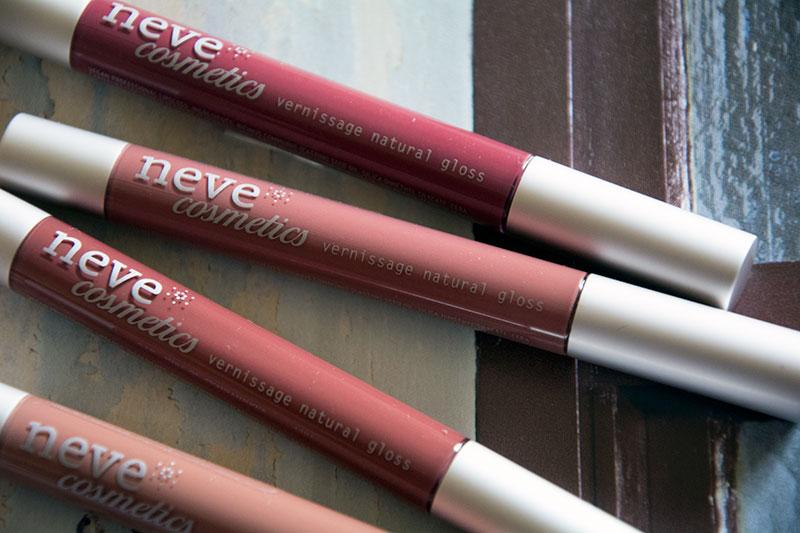 Neve Cosmetics Private Collection nuovi colori dei Vernissage