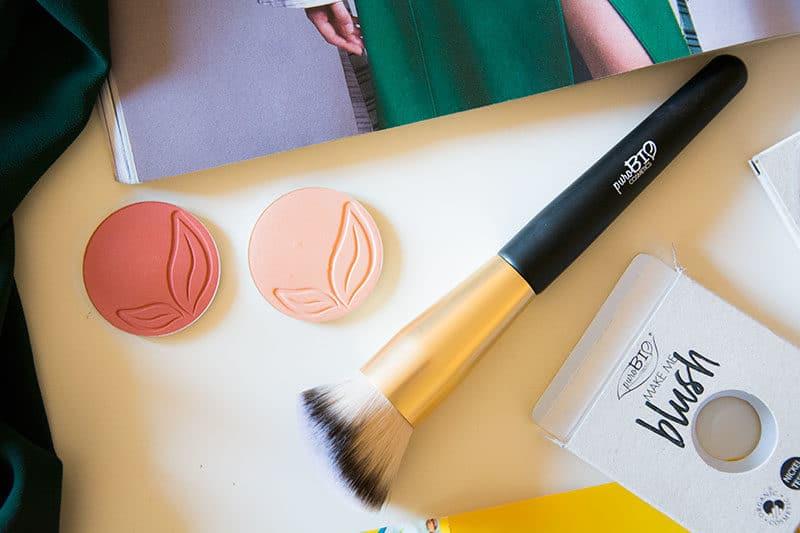 PuroBIO Beleza - pennello da blush