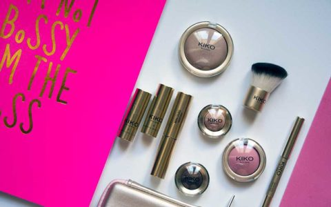 Kiko Mini Divas Capsule Collection