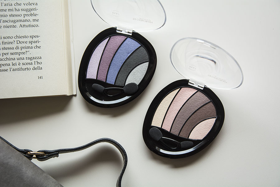 Deborah Milano Velvet Touch collezione Makeup Palette Occhi