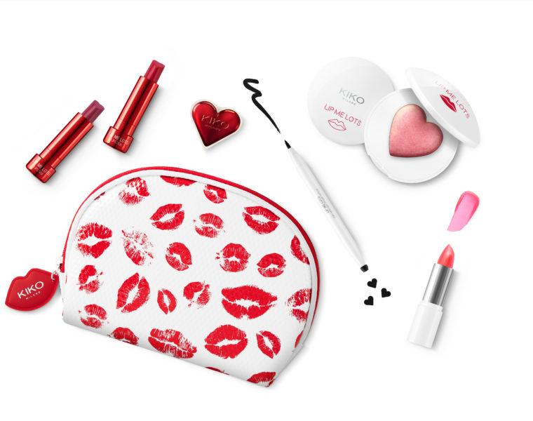 Kiko lips me lots trucco san Valentino 2018
