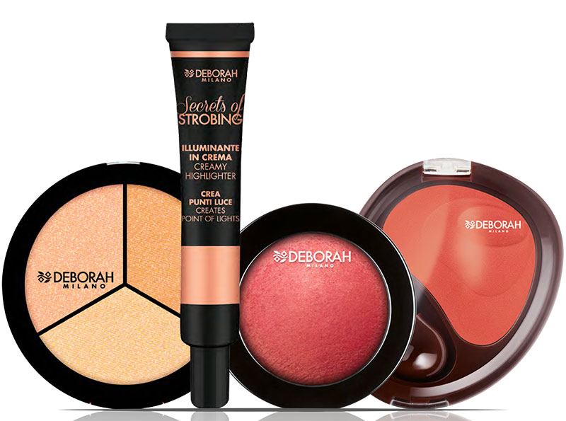 Deborah Milano Strobing Blush Collection
