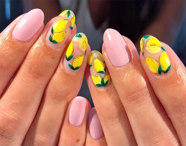 nail-art-unghie-estate-2018