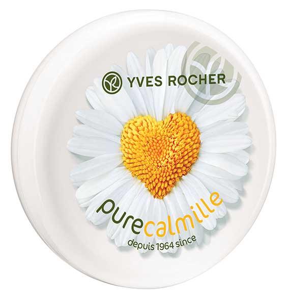 Yves rocher Pure Calmille - Crema Viso e Corpo