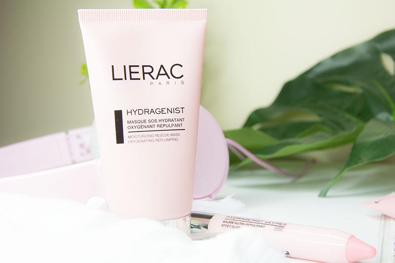 Lierac-Hydragenist maschera SOS idratazione