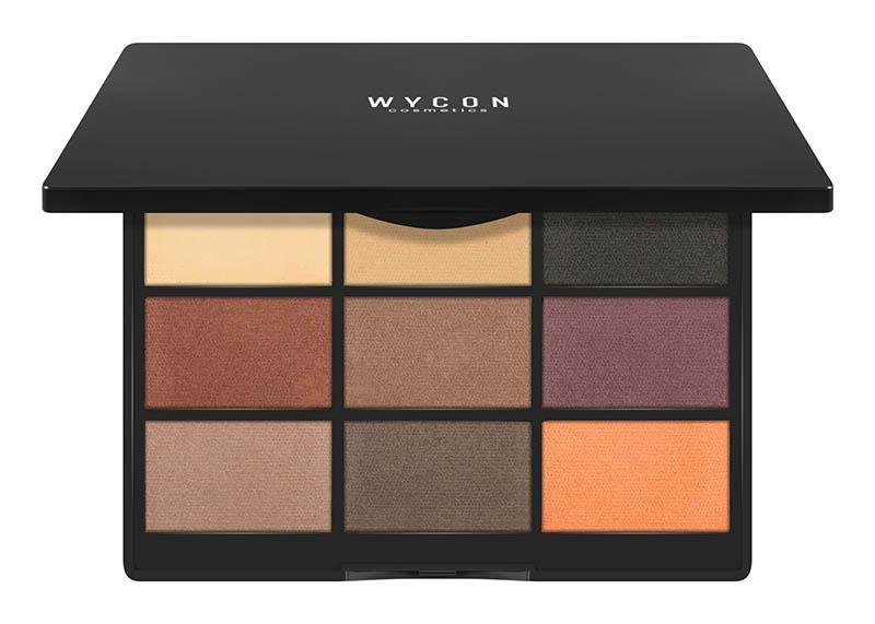 WYCON cosmetics QUICK palette trucco autunno 2018