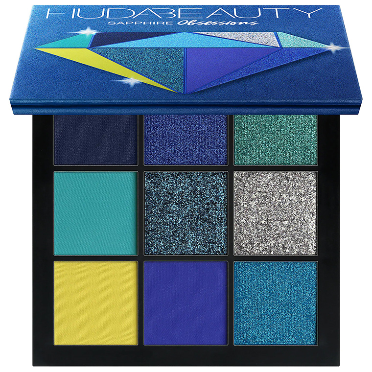 Huda Beauty Precious Stones Obsessions Palette