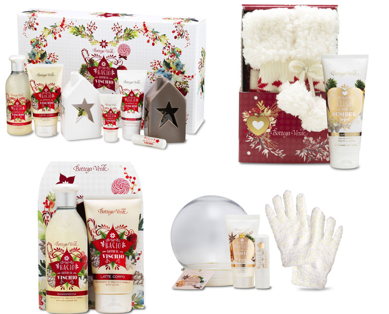 Idee Regalo Natale Famiglia.Bottega Verde Idee Regalo Natale 2018 Mybeautypedia